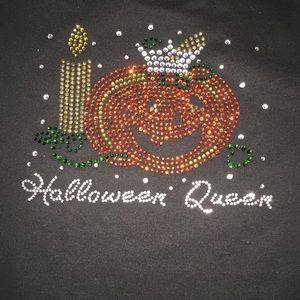"""""""Halloween Queen"""" Top"""
